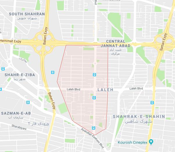 باربری جنت آباد | اتوبار جنت آباد | 88561097