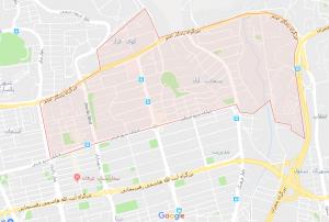 اتوبار و باربری سعادت آباد