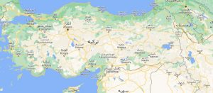 حمل بار به ترکیه