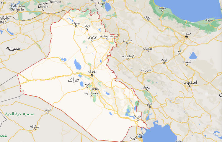 حمل بار به عراق