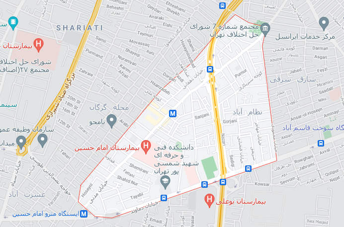 اتوبار نظام آباد