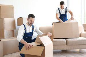 بسته بندی اثاثیه در امانیه